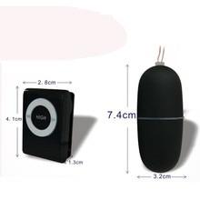 Для женщин Вибратор вибрационный Перейти Яйцо Беспроводной Дистанционное управление Вибратор Секс-игрушки продукты q70816
