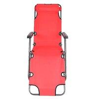 Uzanmış sandalyeler Durumunda Salonu Veranda Sandalye Açık Yard Plaj & LColors: Kırmızı