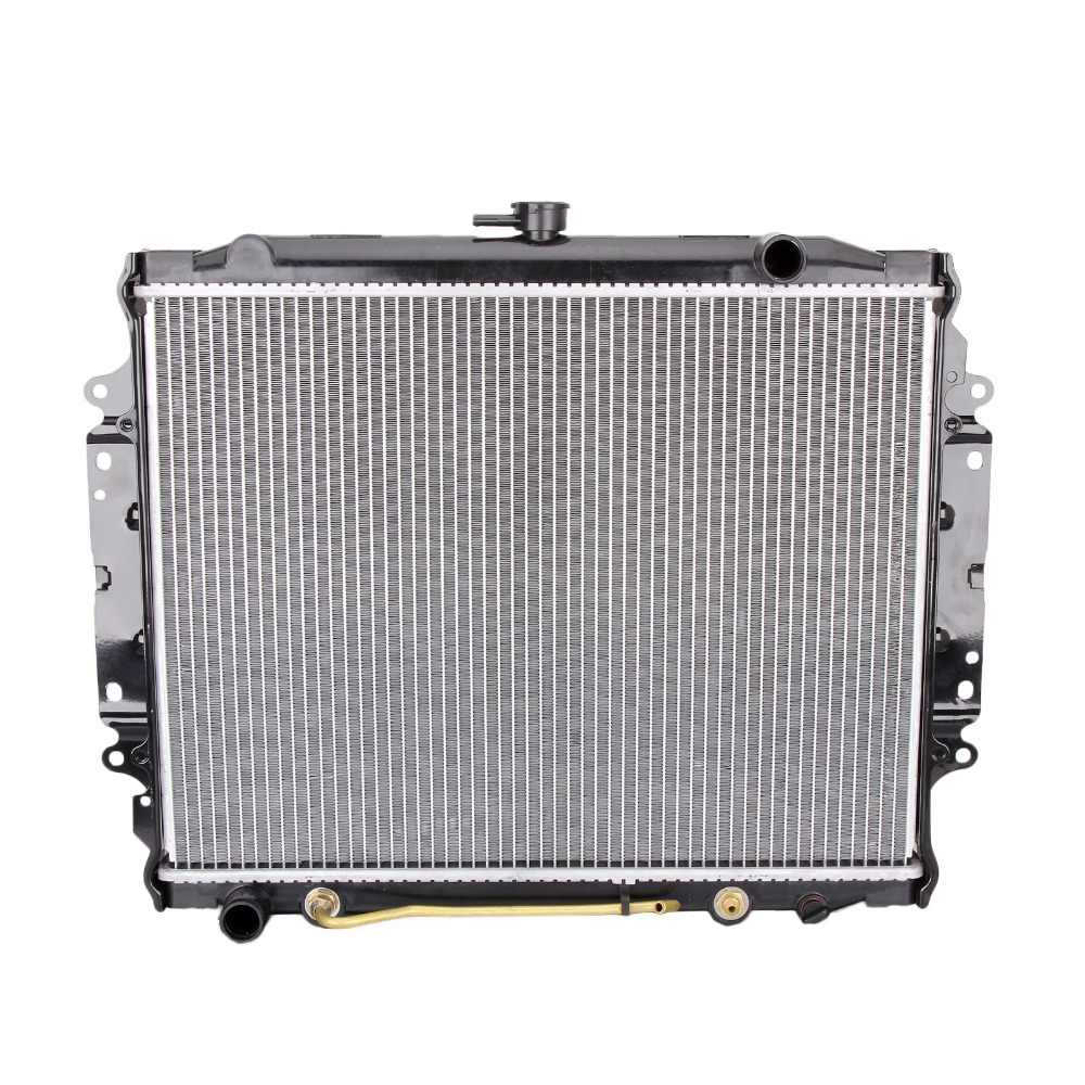 Car RADIATOR FOR ISUZU Trooper XS LS DLX Base Sport Utility 4-Door 2 8L  2827CC V6 FOR GAS OHV Naturally Aspirated