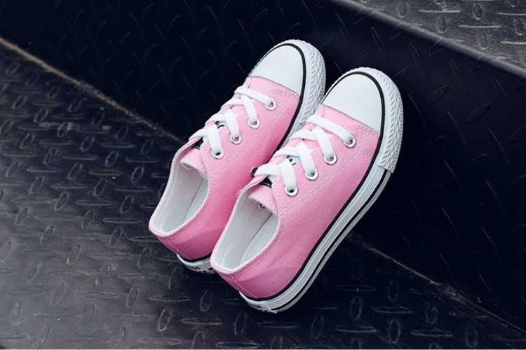 Kids Shoes for Girl Children Canvas Shoes Boys Sneakers 2019 Spring Autumn  Girls Shoes White Short d0d14f7b7a11
