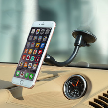 Car Phone Holder For iPhone X 8 redmi note 5 mi Windshield Dashboard Mount Magnetic Mobile Stand Smartphone