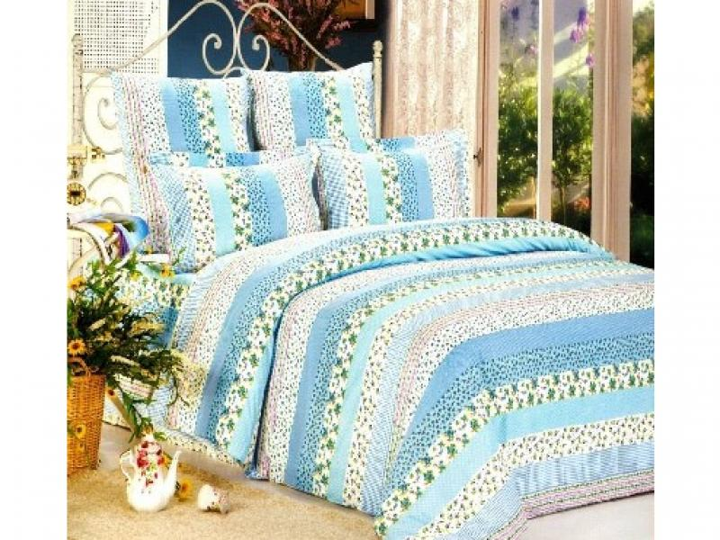 Bedding Set family СайлиД, A, Blue bedding set family kazanov a peplum