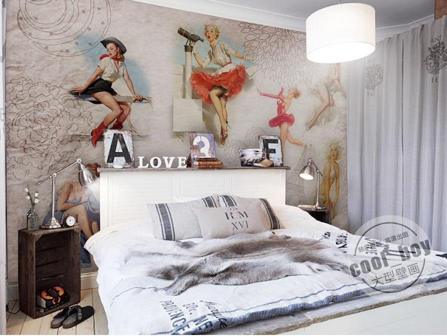 Aliexpress Com Buy Large Custom Mural Wallpapers Living: Custom 3d Pape De Paredle 3D Stylish Minimalist European