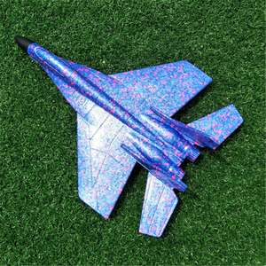 EHBqna Glider Aircraft Foam Airplane Children Toy