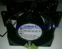 For PAPST 3650 92*92*38 mm 9238 9038 230V 220V 240V 70/65mA 12/11W all full metal aluminium cooling fan