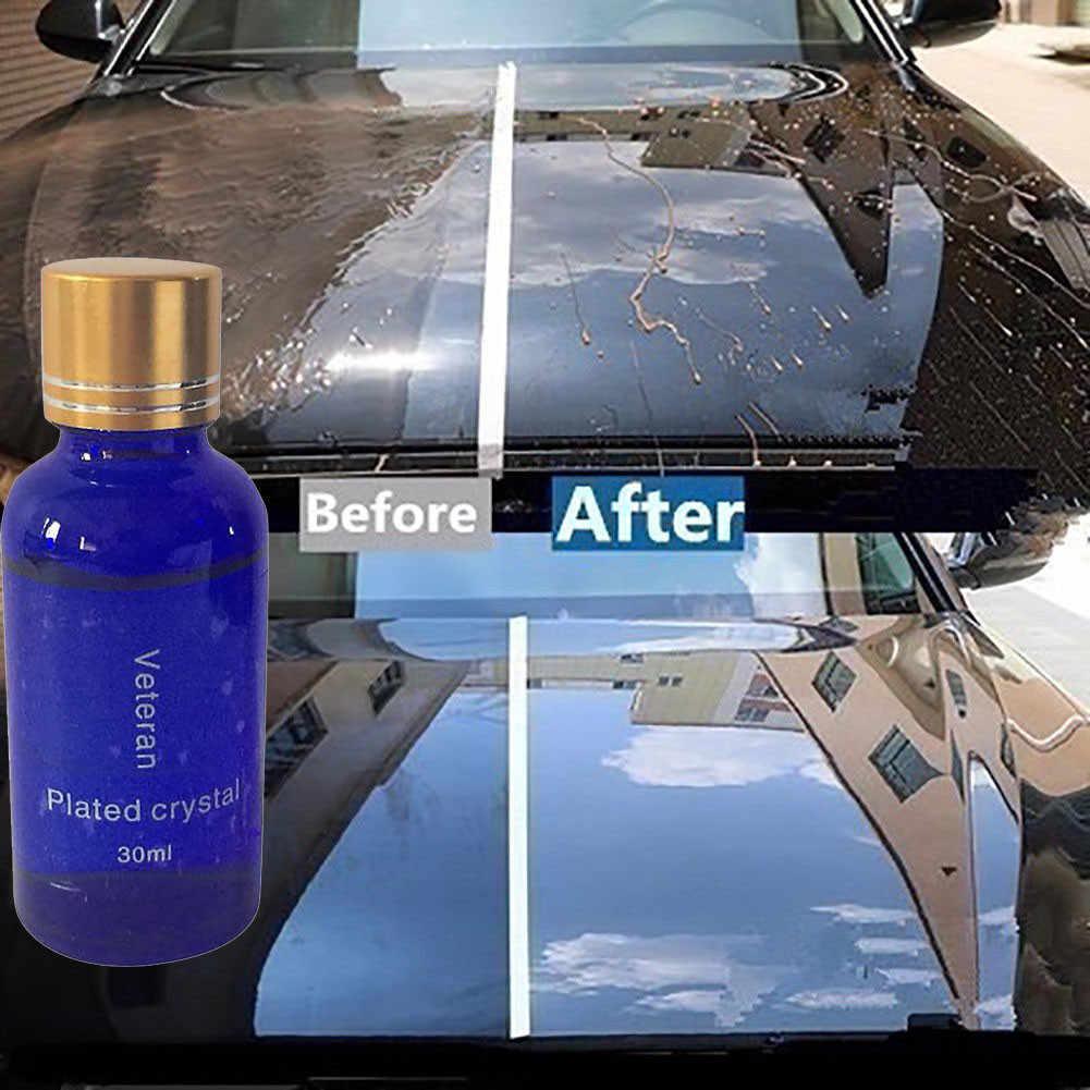 2020 Nieuwe 30 Ml 9H Auto Oxidatie Vloeibare Keramische Jas Super Hydrofobe Glas Coating Set Voor Volvo Xc90 Xc70 v70 V50 Voor Bmw X3 E8