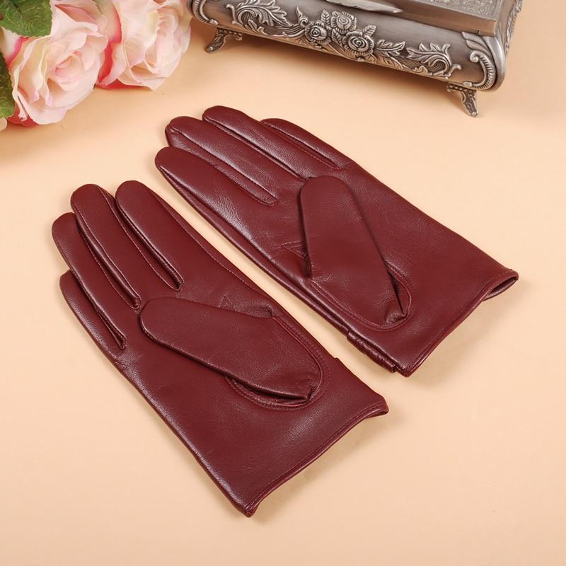 Gours Χειμερινά Γάντια Γνήσια Δερμάτινα - Αξεσουάρ ένδυσης - Φωτογραφία 3