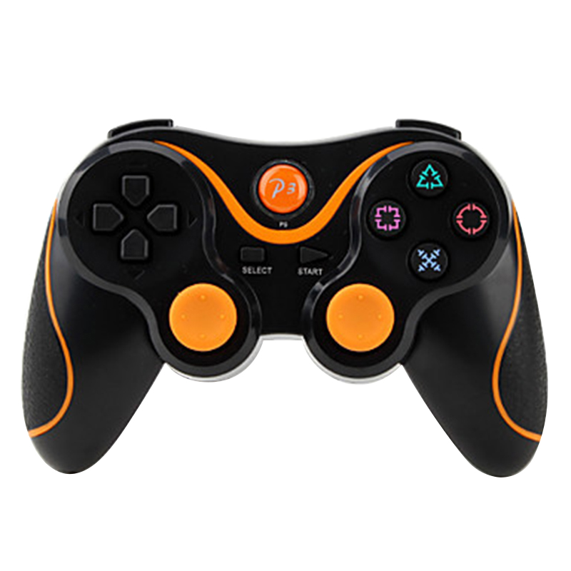 Wireless Game Pad Controller For PS3 Gamepad Dual Vibration Bluetooth Joystick For Playstation Sixaxis Motion Sensing Controler