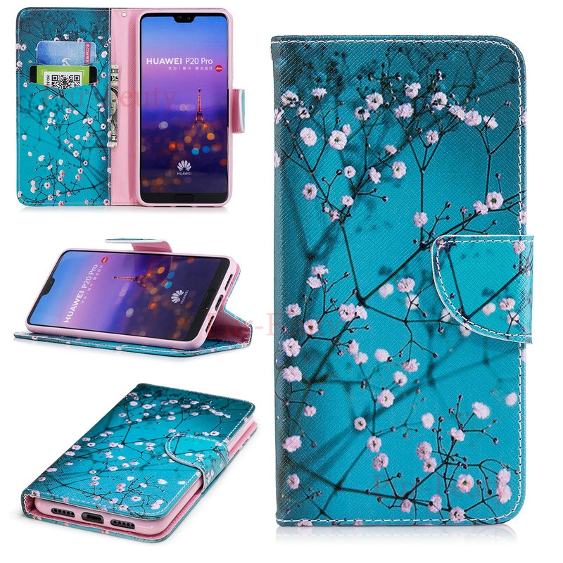 Case for <font><b>Huawei</b></font> <font><b>P20</b></font> <font><b>Pro</b></font> P20Pro CLT L29 Global EML-L29 EML-L09 Phone Cover Leather Flip Case for <font><b>Huawei</b></font> P 20 <font><b>Pro</b></font> CLT-L29 CLT-AL00 image