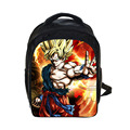 Kids Anime Dragon Ball Z Backpack Sun Goku Children School Bags Boys Girls Daily Backpacks Students Bag Schoolbags Gift Backpack