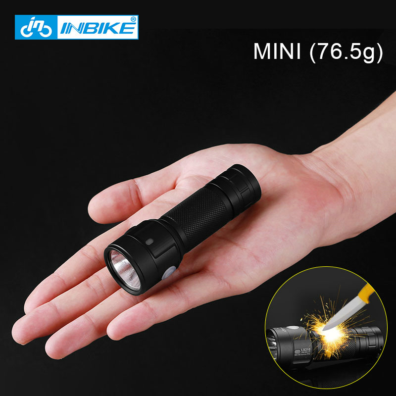 Inbike Bike Light Bicycle Flashlight LED Bike Front Light Cycling USB Rechargeable Headlight Biking Lamp Fietslicht LX210 donolux подвесная люстра donolux firenze s110218 6clear
