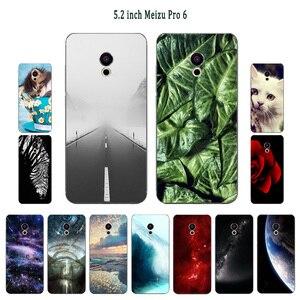 Phone Case For Meizu Pro 6 Cas