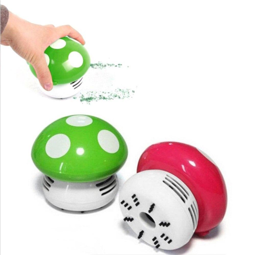 Haushaltsgeräte FäHig Funktionale Desktop Staubsauger Cartoon Pilz Mini Staub Collector Haushalt Computer Tastatur Reinigen Bürsten G SpäTester Style-Online-Verkauf Von 2019 50%