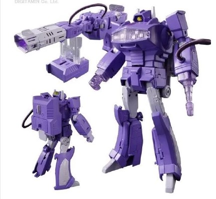 NEW ARRIVAL in stock Masterpiece MP29 Shockwave  Laserwave In Box KO VERSION Transformation  FIGURE