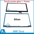 "Nueva 15.6 ""para acer aspire v5-571 v5-571p v5-571pg pantalla táctil de cristal digitalizador con marco"