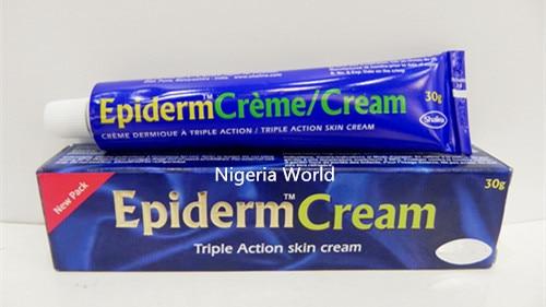 Крем для кожи Epiderm Triple Actionn 30 г