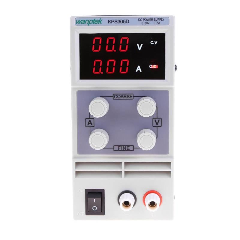 Voltage Regulators KPS305D 30V 5A Switch laboratory DC power supply 0.1V 0.01A Digital Display adjustable Mini DC Power Supply cps 6011 60v 11a digital adjustable dc power supply laboratory power supply cps6011
