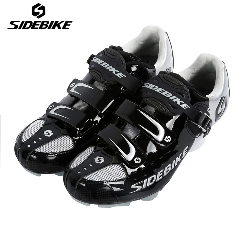 SIDEBIKE MTB Cycling Shoes Breathable Adjustable Bike Shoes Mountain Bike Racing Bicycle Shoes Sapatilha Ciclismo Size EUR 40-46 west biking bike chain wheel 39 53t bicycle crank 170 175mm fit speed 9 mtb road bike cycling bicycle crank