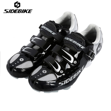 SIDEBIKE MTB Cycling Shoes Breathable Adjustable Bike Shoes Mountain Bike Racing Bicycle Shoes Sapatilha Ciclismo Size EUR 40-46