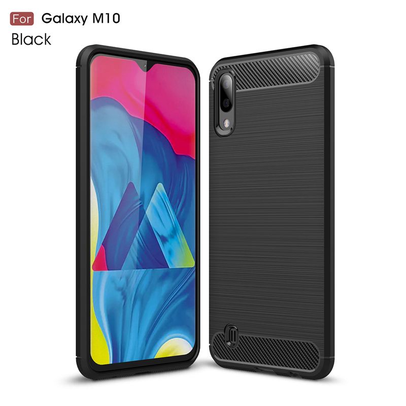 For Samsung Galaxy M10 Case Soft Silicone Coque Phone Case For Samsung Galaxy M10 Cover For Galaxy M10 Fundas Coque 6.22
