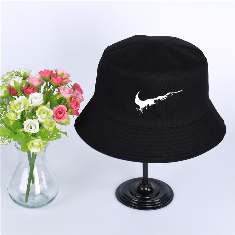 Summer Hat Women Mens Panama Bucket Hat Design Flat Sun Visor Fishing Fisherman HatAutumn And Winter Fashion Hat(China)