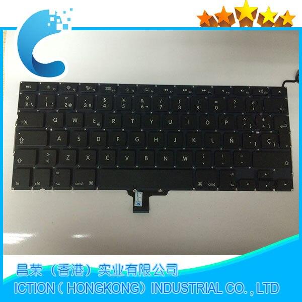 Brand NEW A1278 Spain Keyboard for Apple Macbook Pro A1278 Spain Keyboard MC700 MB990 MC374 MB466 md313 md102 2009-2012 year