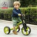 Boso мода 2-5лет ребенок трехколесный велосипед ребенка soild уокер ногой ступеньку тип Harley велосипед экологической краской трицикл