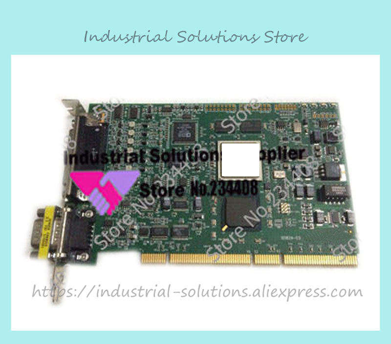 industrial motherboard AJA VIDEO G39785 card 100% Tested Work Perfect sbc8252 long industrial motherboard cpu card p3 long tested good working perfec
