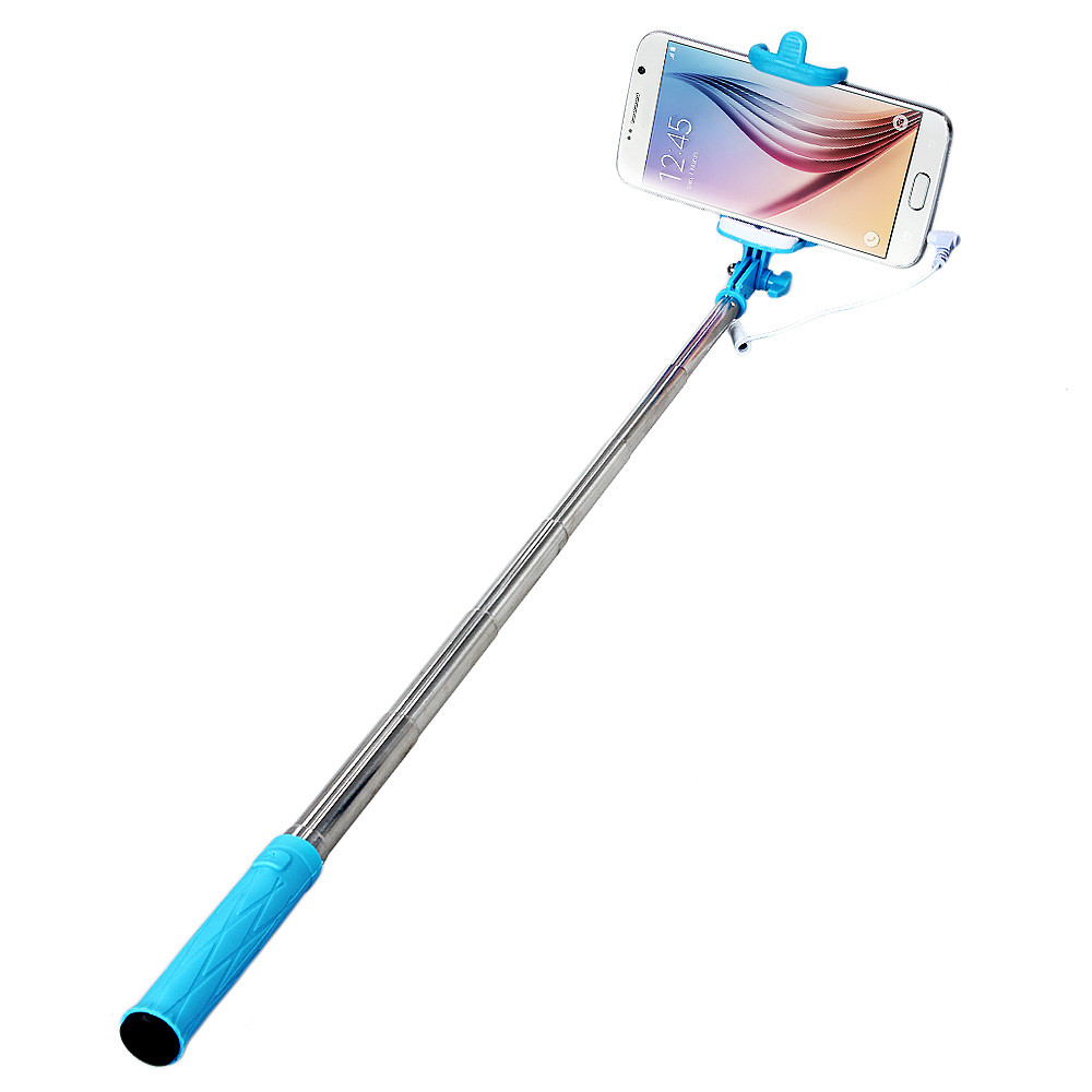 wholesale extendable selfie stick palo selfie tripod selfie monopod for andro. Black Bedroom Furniture Sets. Home Design Ideas