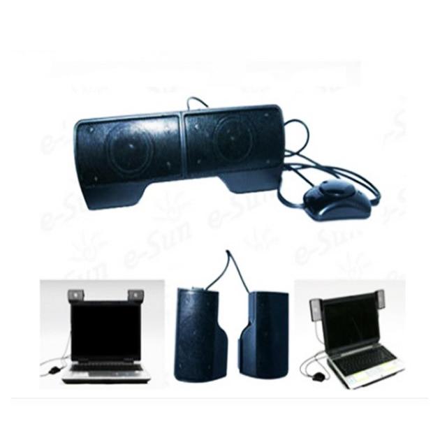 3in1 Laptop Soundbar USB Portable Audio Player Mobile Phone Computer Speaker