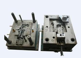 Automobile Parts Injection Mould/Console Plastic Mold/operate pannel mold