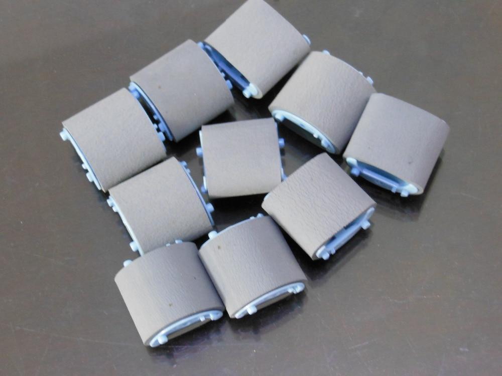 Einkshop 10 pcs Captador Rolo de substituição Para HP 1505 1566 1606 1108 1522 1120 1536 peças de impressora RL1-1497 RC2-1423