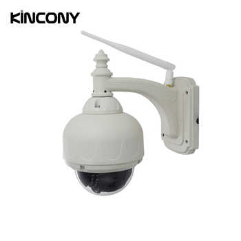 720P HD Wireless WiFi IP Camera Security Outdoor Night Vision 2MP IR Cut Network Webcam Camcorder Surveillance Dome Waterproof - DISCOUNT ITEM  0% OFF All Category