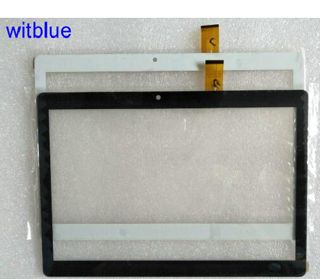 Witblue New For 10.1 DIGMA Plane 1525 3G PS1137MG Tablet Capacitive touch screen digitizer glass touch panel Sensor replacement witblue new for 10 1 dexp ursus kx350 tablet touch screen panel digitizer glass sensor replacement free shipping