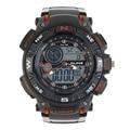 ALIKE AK1389 Digital Sport Date Chronograph Back Light Men Wrist Watch with Orange, Black, Red, Green, Blue, Yellow color Hot