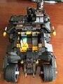 Decool 7105 Бэтмен Batmobile Tumbler Batwing Джокер Супер Героев Cars мини Строительные Блоки Кирпичи Совместимость leping