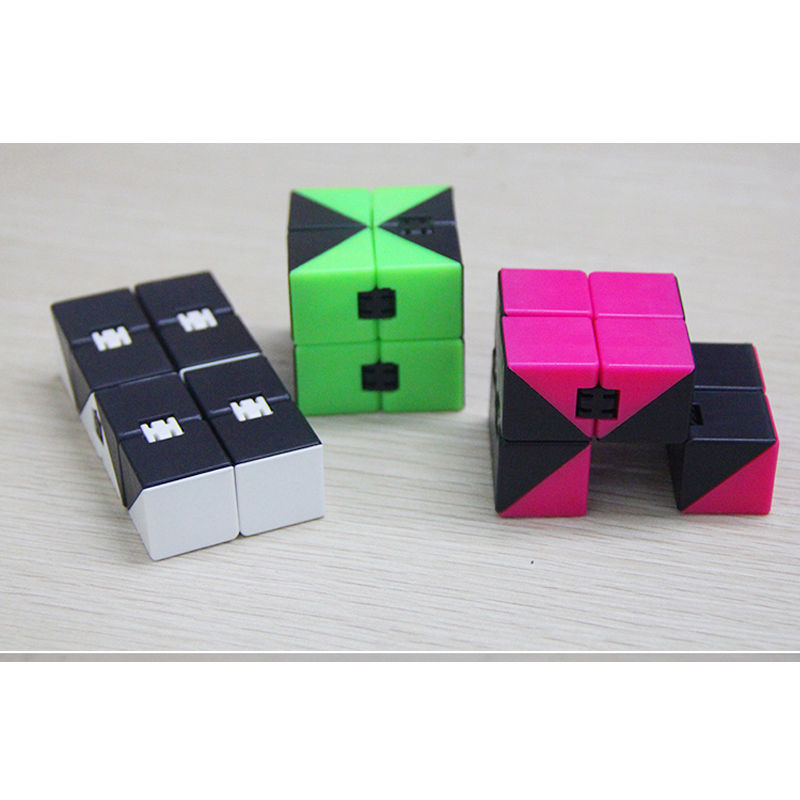 EDC Infinity Cube Mini For Stress Relief Fidget Cube Anti Anxiety Stress ADD font b Toy