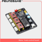 EleksMaker USB port CNC 3Axis 2 Phase 4 Wire Stepper Motor Controller Board Mainboard for DIY Laser Engraving Machine/cnc router