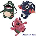 2017New Cartoon Bag Soft Monster Children Backpack Cutely For Baby Bag For Girl Boy Bags kids Fashion Plush Backpack Mochila