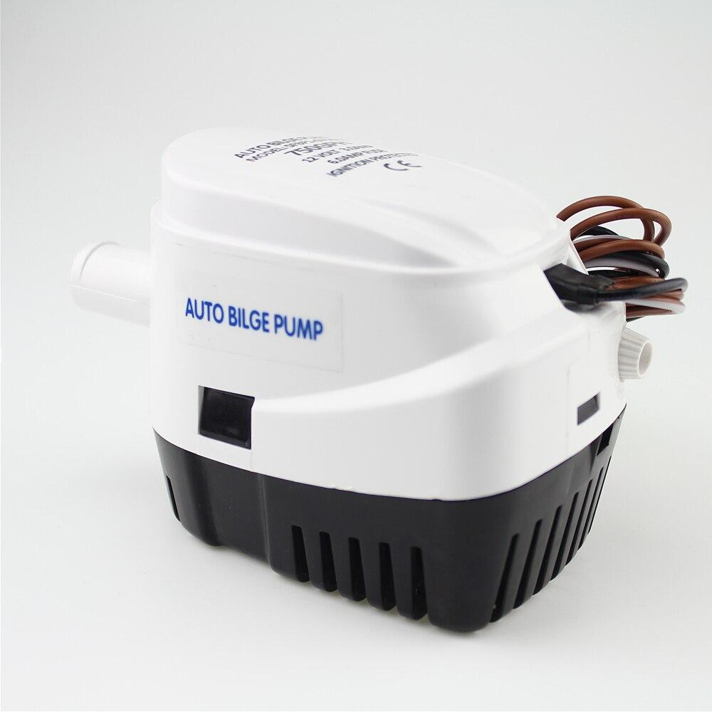 Gewissenhaft 750gph 12 V Automatische Tauch Boot Bilge Pumpen Für Boote, Aquarium, Regel Automatische Wasserpumpe Mit Float Schalter