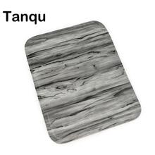 Tanqu новый рисунок древесины зерна из искусственной кожи клапаном крышка раскладушка с магнитным замком защелки для obag o карман Сумка