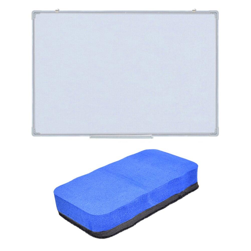 Zielsetzung 1 Stück Neue Magnetische Tafel Radiergummi Trocken Abwischbaren Marker Reiniger Schule Büro Whiteboard Schrecklicher Wert Tafel Radiergummi