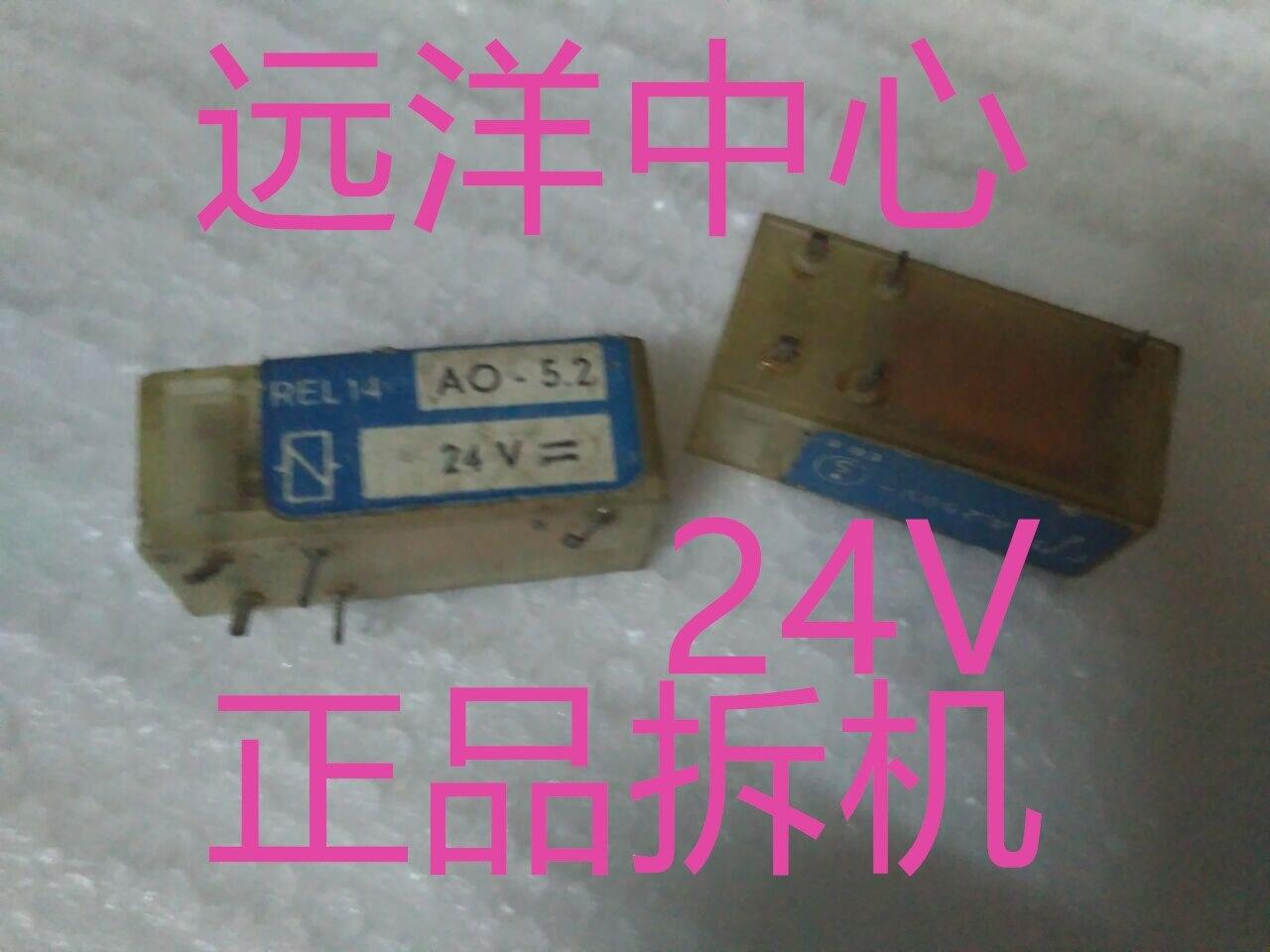 REL14 AO-5.2 24V  5 REL14-AO-5.2-24V  A0-5.2REL14 AO-5.2 24V  5 REL14-AO-5.2-24V  A0-5.2