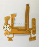 Nowa klawiatura przycisk tylna pokrywa LCD Flex Cable dla Nikon D7000 części naprawa aparatu cyfrowego w Kable flex do aparatu od Elektronika użytkowa na