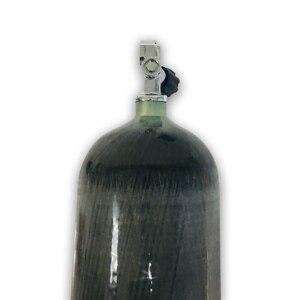 Image 3 - AC16851 6.8L hpa جهاز تنفس للغوص الألوان خزان تحت الماء الصيد معدات أيرغون pcp بندقية ضغط كوندور scba