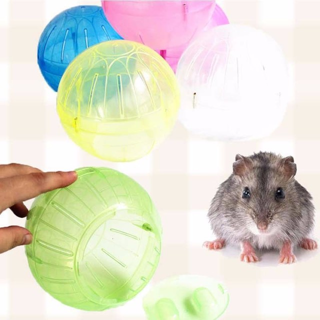 Plastic Balls for Rodents