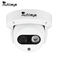 Autoeye 2MP SONY IMX323 AHD Camera 1080P CCTV Security Surveillance Camera INDOOR DOME Camera 1pcs Array
