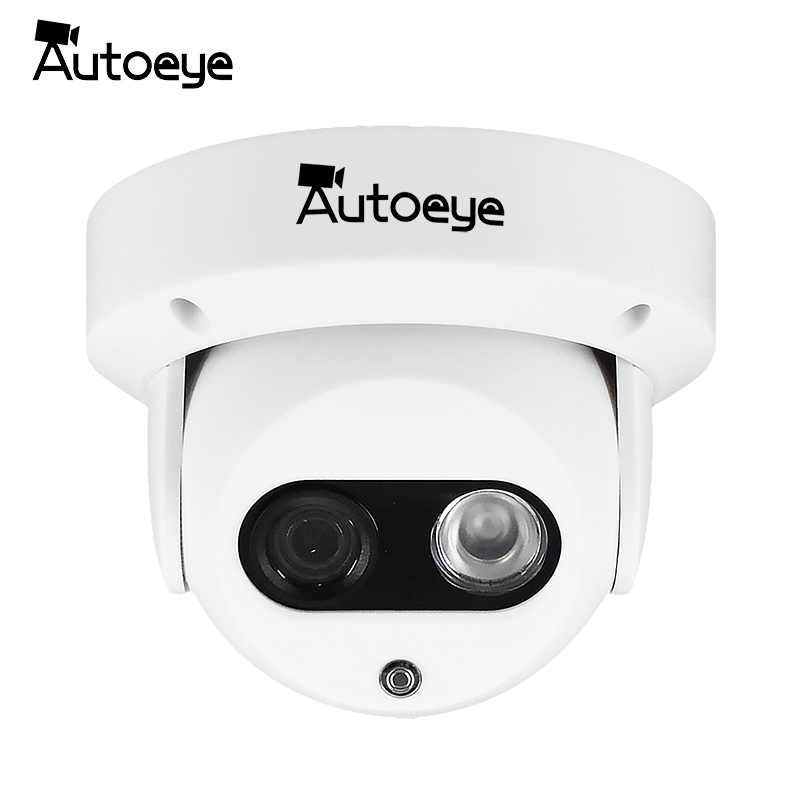 Kamera Autoeye AHD 1080P Sony IMX323 2MP Kamera do nadzoru wideo IR Night Vision 30M Indoor Dome Camera Security CCTV Camera
