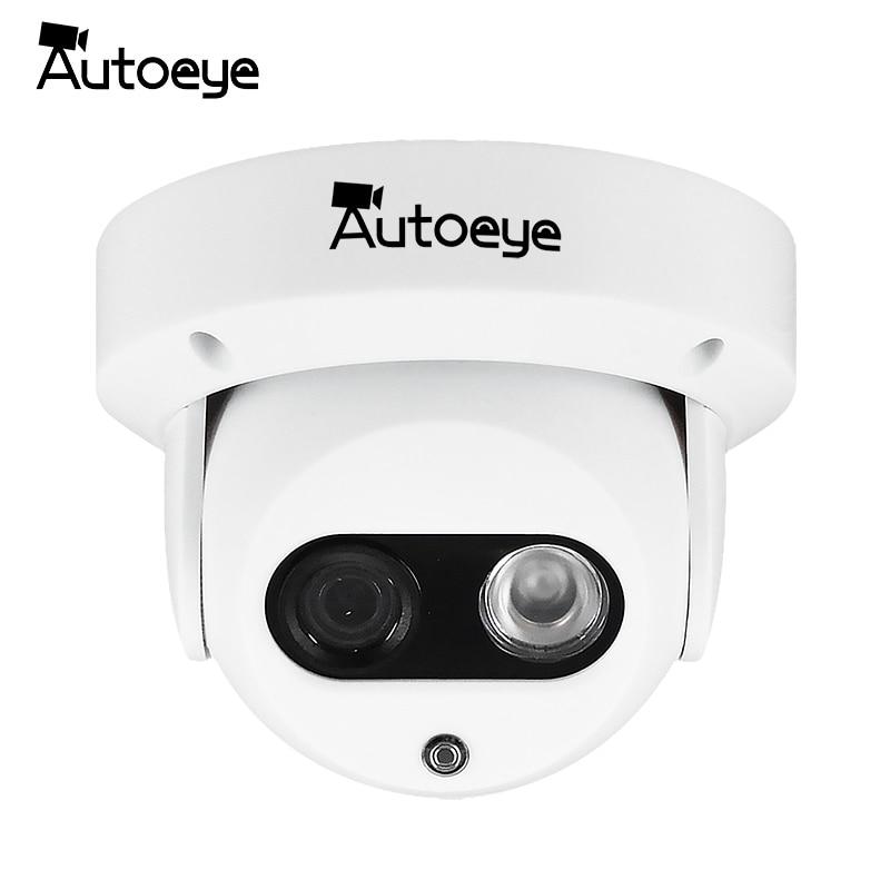 Autoeye AHD Kamera 1080 p Sony IMX323 2MP Video Überwachung Kamera IR Nachtsicht 30 mt Indoor Dome Kamera Sicherheit CCTV Kamera