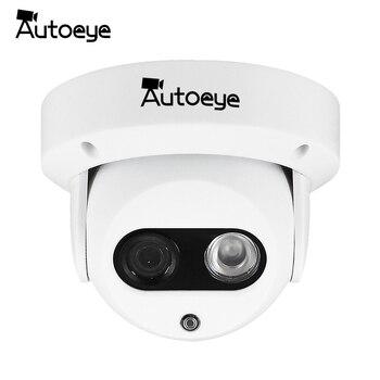 Autoeye ahd 카메라 1080 p 소니 imx323 2mp 비디오 감시 카메라 ir 야간 투시경 30 m 실내 돔 카메라 보안 cctv 카메라
